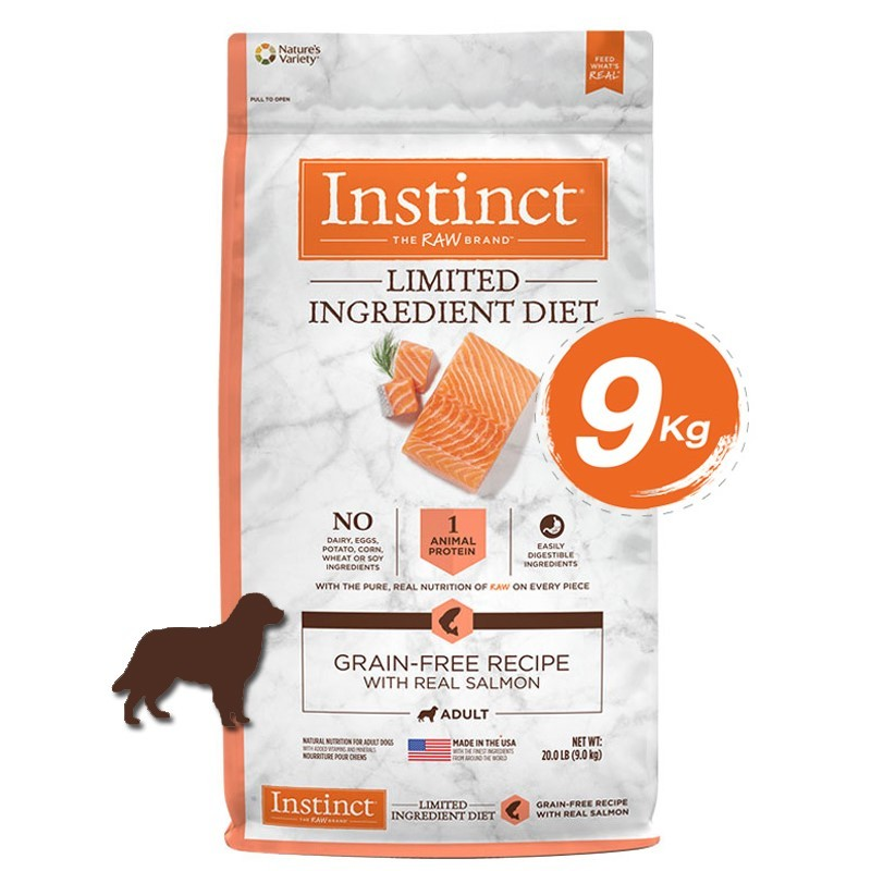 Instinct Limited Ingredient Diet Salmon Dogs 20lb (9kg)