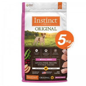 Instinct Original Small Breed  Chicken Dogs 11lb (5kg)