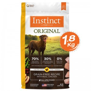 Instinct Original Chicken Dogs 4lb (1.8kg)