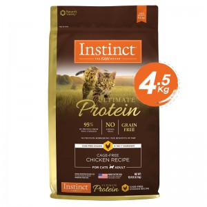 Instinct Ultimate Protein Chicken Cats 10lb (4.5kg)