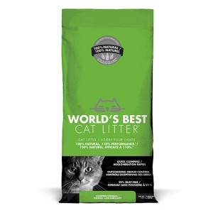 World's Best Cat Litter CLUMPING 12.7 kg