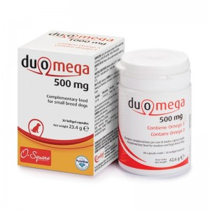 Duomega Dog 500mg