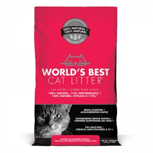 World's Best Cat Litter MULTIPLE CAT CLUMPING 6.35 kg [ฟรีค่าจัดส่ง]
