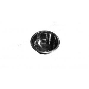 ชามสแตนเลสแบบหงาย 1 PT.  , กว้าง 13 cm