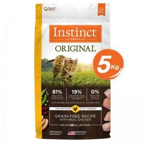 Instinct Original Chicken Cats 11lb (5kg)