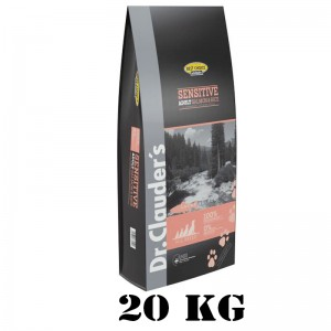 Dr.Clauder's Best Choice Adult Salmon & Rice All Breed 20 kg