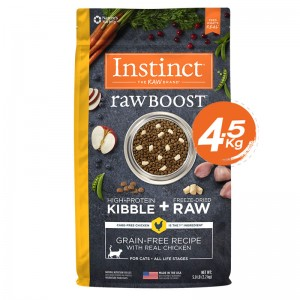 Instinct Raw Boost Chicken Cats 10lb (4.5kg)
