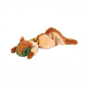 CHOMPER : TAIL WANGGERS NATURALS KNOTTED ROPE BODY ANIMALS