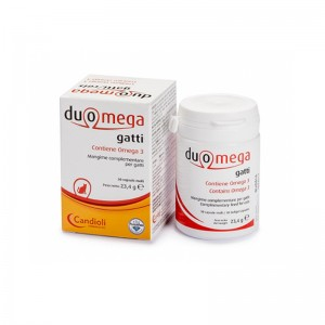 Duomega Cat 500mg
