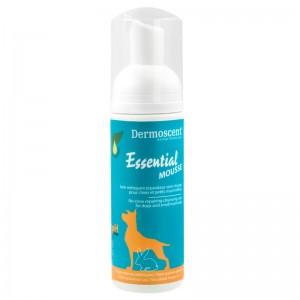 Dermoscent Essential Mousse (dogs & Rabbits) 150 ml มูสทำความสะอาดผิวหนังและขน (สุนัข & กระต่าย 150 มล.)
