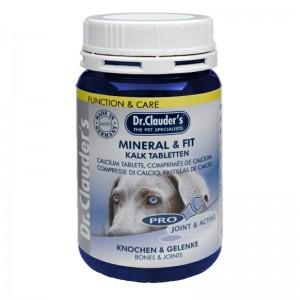 Dr.Clauder's Mineral&Fit Tablet 250 g (125 เม็ด)