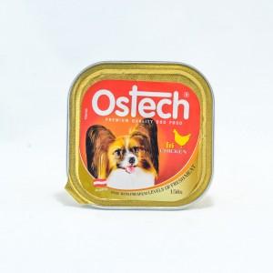 อาหารถาดสุนัขออสเทค รสไก่  150 g.