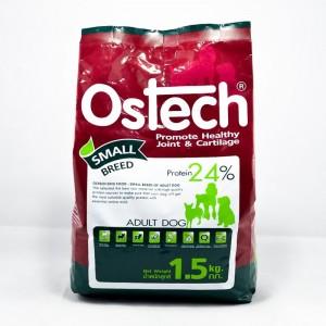 อาหารเม็ดสุนัขโตพันธุ์เล็ก ออสเทค 1.5 kg