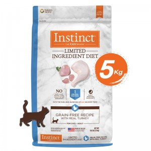 Instinct Limited Ingredient Diet Turkey Cats 11lb (5kg)