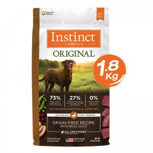 Instinct Original Duck Dogs 4lb (1.8kg)