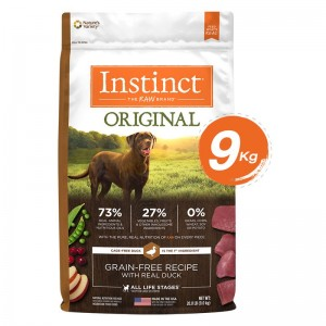 Instinct Original Duck Dogs 20lb (9kg)