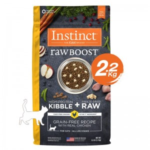 Instinct Raw Boost Chicken Cats 5lb (2.2kg)