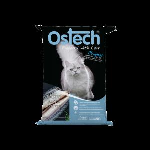 ออสเทค ออริจินอล อาหารเม็ดแมว รสปลาทู 20 Kg