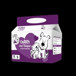 Pet Diaper ผ้าอ้อมสำหรับสัตว์เลี้ยง ออสเทค Size S