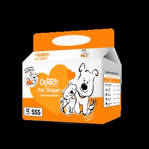 Pet Diaper ผ้าอ้อมสำหรับสัตว์เลี้ยง ออสเทค Size SSS