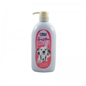 แชมพูแมคแคลลี่ สำหรับสุนัขแพ้ง่าย 600 ml