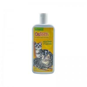 แชมพูออสเทค สมุนไพรบำรุงขนแมว 400 ml.