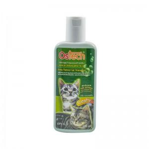 แชมพูออสเทค สำหรับแมวขนยาว 200 ml.