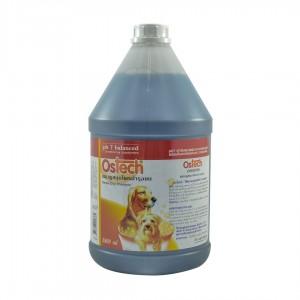 แชมพูออสเทค สมุนไพรบำรุงขนสุนัข 3800 ml.