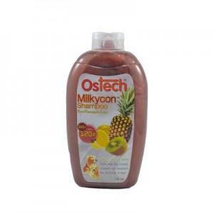 แชมพูออสเทค มิลล์กี้คอน (สีน้ำตาล) 750 ml.