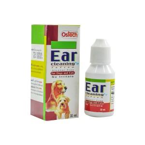 โลชั่นล้างหู ออสเทค 30 ml.