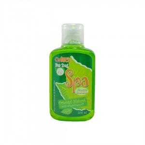 แชมพูออสเทค สปา อโรมา (สีเขียว) 500 ml.