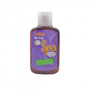 แชมพูออสเทค สปา อโรมา (สีม่วง) 500 ml.