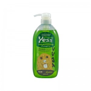 แชมพูเยสส์ คอนดิชั่นนิ่ง-ชนิดใส (สีเขียว) 600 ml.