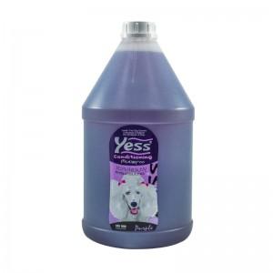 แชมพูเยสส์ คอนดิชั่นนิ่ง-ชนิดใส (สีม่วง) 3800 ml