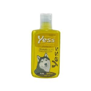 แชมพูเยสส์ คอนดิชั่นนิ่ง-ชนิดใส (สีเหลือง) 200 ml.