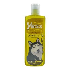 แชมพูเยสส์ คอนดิชั่นนิ่ง-ชนิดใส (สีเหลือง) 300 ml
