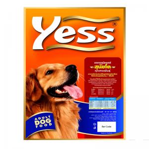 อาหารเม็ดสุนัข เยสส์ 20 kg.
