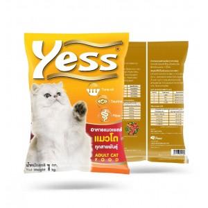 อาหารเม็ดแมว เยสส์ 1kg.